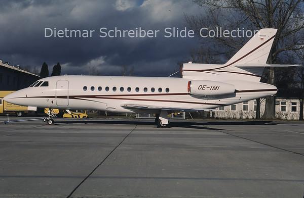 1996-05 OE-IMI Falcon 900