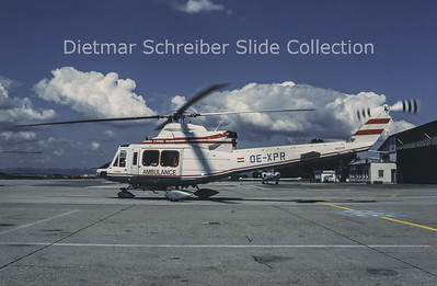 1996-07 OE-XPR Bell 412HP (c/n 36071)