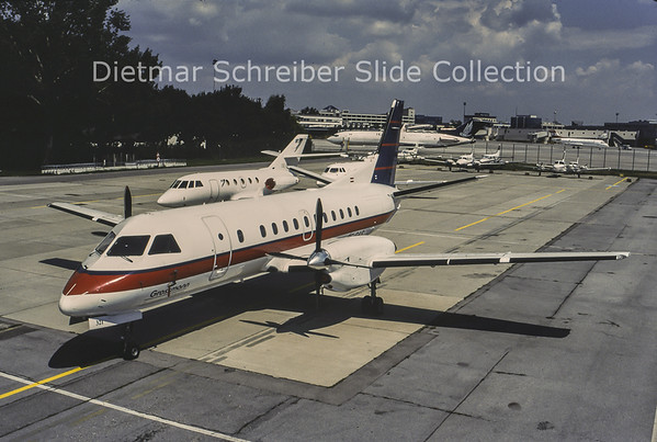 1996-07 OE-GAS Saab 340 Grossmann Air Service