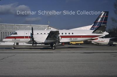 1997-01 OE-GAS Saab 340B (c/n 321) Grossmann Air Service