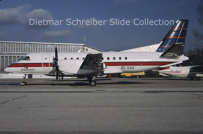 1997-01 OE-GAS Saab 340 Grossmann Air Service