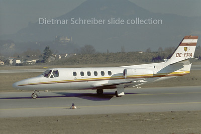 OE-FPA Cessna 550 Citation 2 Airlink