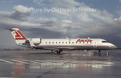 1996-09 OE-LRH Canadair Regionaljet 200 Lauda Air