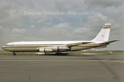 1981-06 OE-IEB Boeing 707 Flyglob