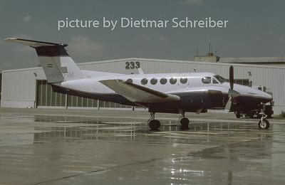 1996-07 OE-FIM Beech 200 King Air Grossmann Air Service