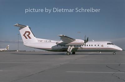 1996-09 OE-LRW Dash DHC8-300 Rheintalflug