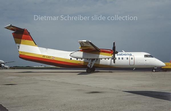 1996-06 OE-LEC Dash DHC8-300 Sabena