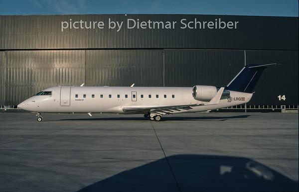 1996-12 OE-LRQ Canadair Regionaljet 200 Lauda Air