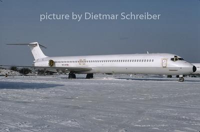 1997-01 OE-LDV MDD MD80 Austrian Airlines