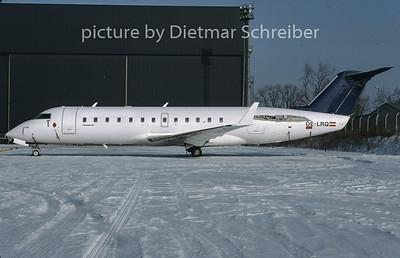 1997-01 OE-LRQ Canadair Regionaljet 200 Lauda Air