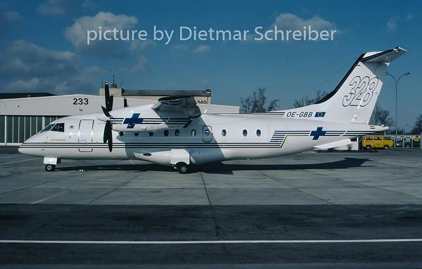 OE-GBB Dornier 328 Tyrolean Jet Service