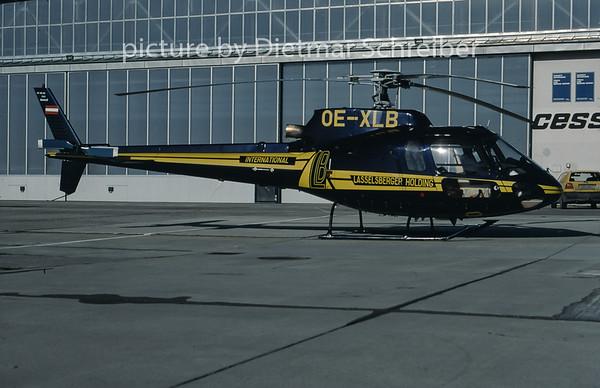 1997-02 OE-XLB Eurocopter AS350 Lasselsberger Holding International