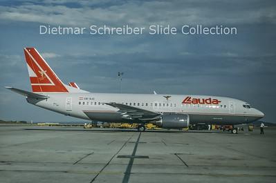 1997-06 OE-ILG Boeing 737-3Z9 (c/n 24081) Lauda Air