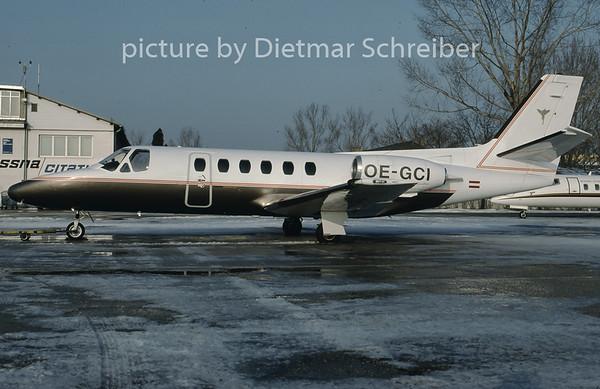 1997-05 OE-GCI Cessna 550 Citation 2 Lauda Air