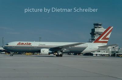 1997-07 OE-LAS Boeing 767-300 Lauda Air