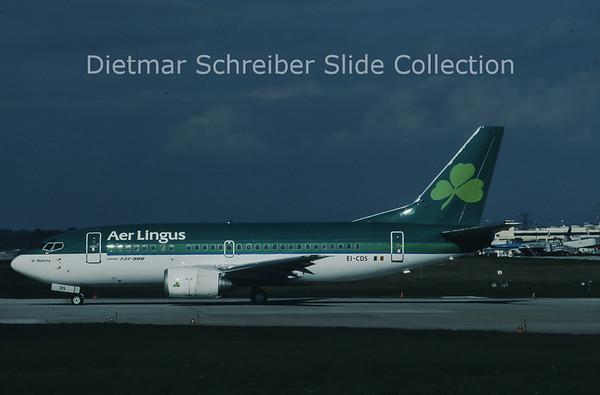 1997-03-30 EI-CDS Boeing 737-500 Aer Lingus