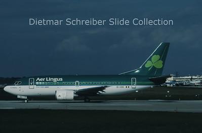 1997-03-30 EI-CDS Boeing 737-548 (c/n 26287) Aer Lingus
