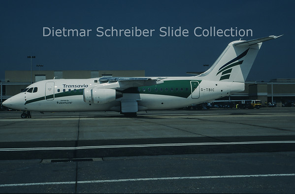 1997-06 G-TBIC Bae 146 Transavia