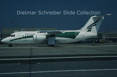 1997-06 G-TBIC Bae 146-200 (c/n E.2025) Transavia