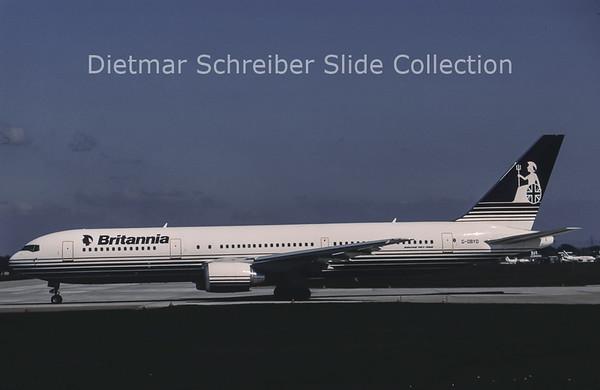 1997-03-31 G-OBYD Boeing 767-304ER (c/n 28042) Britannia