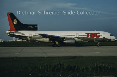 1997-05 EI-CNN Lockheed L1011-1 Tristar (c/n 1024) TBG