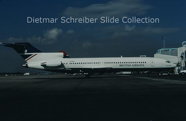 1997-05 ZS-NOV Boeing 727-230 (c/n 21114) Comair