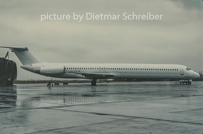 1997-12 OE-LDR MDD MD80 Austrian Airlines