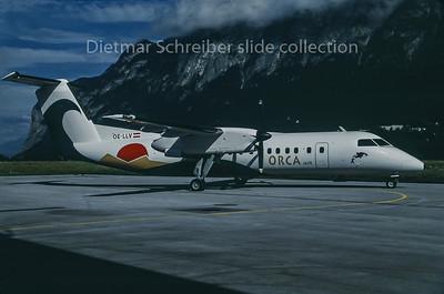 1997-08 OE-LLV Dash DHC8-300 Orca Air