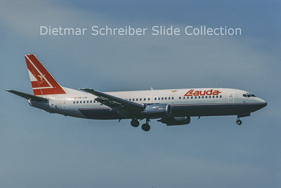 1998-06 OE-LNI Boeing 737-4Z9 (c/n 27094) Lauda Air