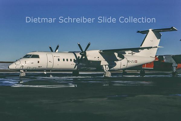 1998-02 OE-LTJ Bombardier Dash 8-311 (c/n 481) Tyrolean Airways