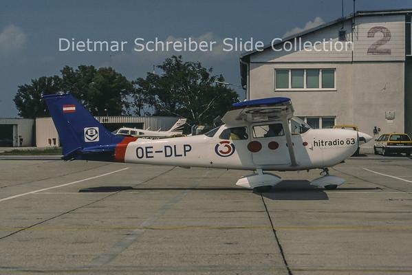 1998-06 OE-DLP Cessna FR172G (c/n FR172-0179) Fliegergruppe Wien