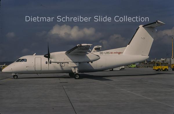 1998-11 OE-LRS Bombardier Dash 8-102 (c/n 175) Regional Airlines