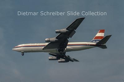 1979-06 OE-IDA Boeing 707 Montana Austria