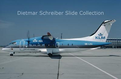 OE-LKA Dornier Do328-110 (c/n 3110) Air Alps