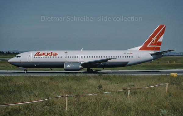 1999-06 OE-LNI Boeing 737-400 Lauda Air