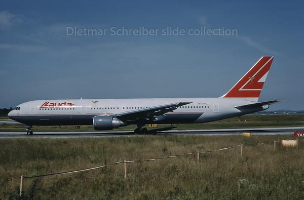 1999-06 OE-LAW Boeing 767-300 Lauda Air