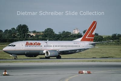 1999-06 OE-ILG Boeing 737-3Z9 (c/n 24081) Lauda Air