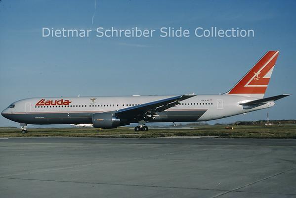 1999-10 OE-LAZ Boeing 767-3Z9ER (c/n 30331) Lauda Air