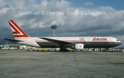 1999-12 OE-LAS Boeing 767-33AER (c/n 27909) LTU International