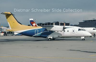 2000-03 OE-LKD Dornier Do328-110 (c/n 3072) Air Alps