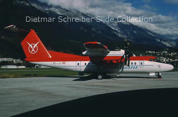 1999-10 OE-LLU DHC Dash 7-100 (c/n 113) Groenlandsfly
