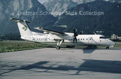 1994-09-25 OE-LTC Bombardier Dash 8-314 (c/n 221) Air Dolomiti
