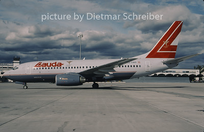 2001-09 OE-LNO Boeing 737-700 Lauda Air