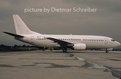 2001-08 OE-ILG Boeing 737-300 Lauda Air