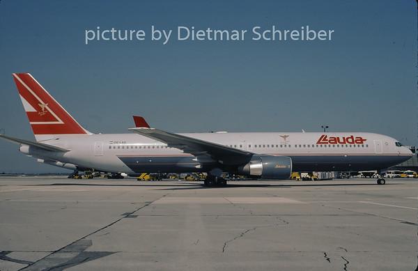 2001-08 OE-LAE Boeing 767-300 Lauda Air