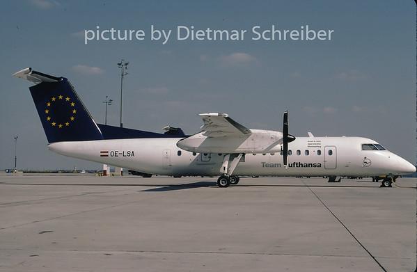2001-08 OE-LSA Dash DHC8-300 Rheintalflug