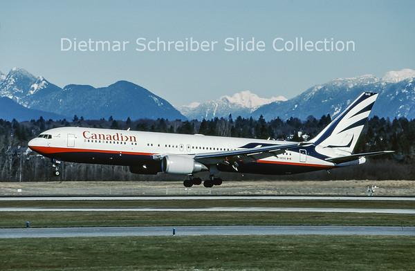 C-GEOU Boeing 767-375ER (c/n 30108) Canadian