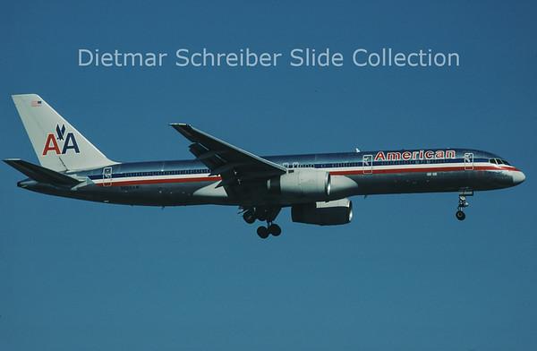 2000-05 N660AM Boeing 757-200 American Airlines