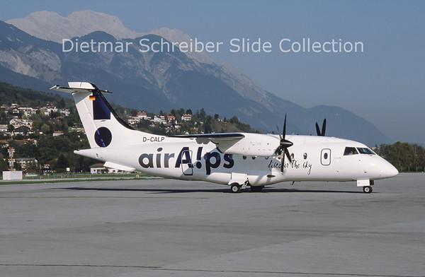 2001-10-19 D-CALP Dornier 328 Air Alps