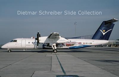 2009-04 OE-LSB Dash DHC8-300 Intersky